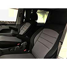 seatcovers by k-maniac – Fundas de Asiento Asiento del Conductor Pasajero Asiento reposabrazos Diseño