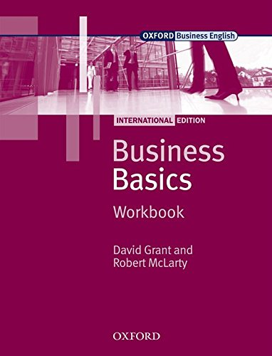 Business Basics: International Edition: Workbook - 9780194577779
