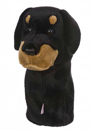 Daphne 's Rottweiler Schlägerkopfhüllen -