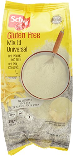 Schär Mix It Universalmehl glutenfrei 1kg, 5er Pack