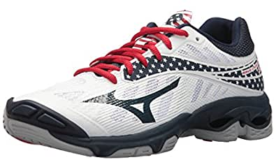 mizuno volleyball shoes japan watch white
