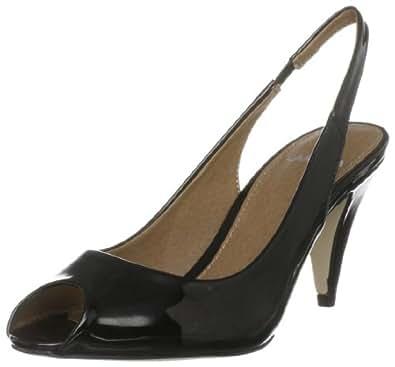 Carvela Women's Pocket 2 Black Slingbacks Heels 1941300309 7 UK