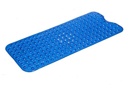 Simple Deluxe Anti-Bacterial Anti-Slip-Resistant Bath Mat, 16' W x 39' L,...