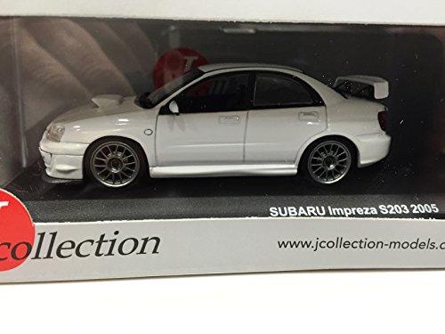 subaru-impreza-wrx-sti-s203-2005-143-j-collection-voiture-diecast-jcl141