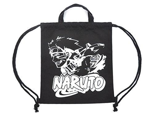 CoolChange Naruto Baumwoll Turnbeutel / -
