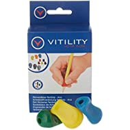 Vitility 1072901schreibstift Ver Dicker pengrip Ana Medio