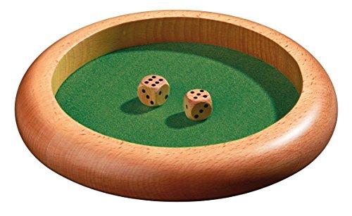 Philos-Spiele - Juego de dados, para 1 o más jugadores (3121) (importado)