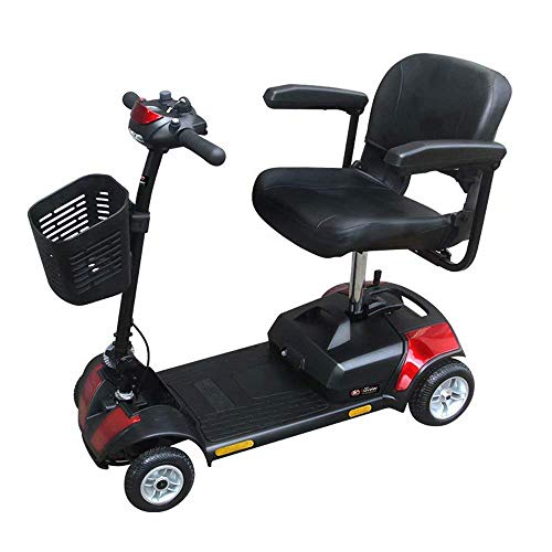 DLY Älterer Behinderter Leichter Faltender Älterer Roller,