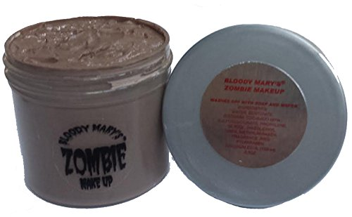 Bloody Mary F/X Zombie-Paste, 8000Z, Decay Grey, Large/3.5,Ounce (Halloween Kostüm Bloody Mary)