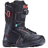 Hombre botas de Snowboard K2 gauge 2014, color Negro - negro, tamaño 39.5