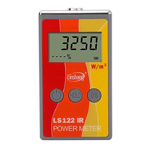 El medidor de infrarrojos LS122 sirve para medir la densidad de potencia óptica de los rayos infrarrojos y calcular automáticamente el valor de transmisión IR. Funcionalidad: 1. Contador de transmisión IR, contador de potencia IR, dos funciones en un...