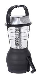 Super it Solar Led Emergency Lantern with Manual Charge & USB Output