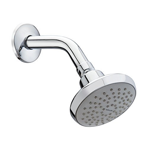 Kohler Complementary SF Shower Head with Arm and Escutcheon (Chrome Finish)