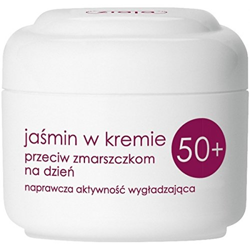 Ziaja–jazmín 50+–Crema día antiarrugas