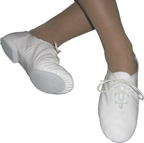 weißgünstige So Schuhe Tanzschuhe in Salsa Danca Jazzdance 2E9IDHWY