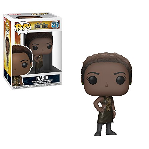 Funko-Figurine-Marvel-Black-Panther-Nakia-Pop-10cm-0889698233491