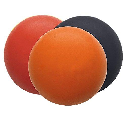 8 cm 9 cm und 10 cm-Trigger Point Massage 7 cm Yoga Stachelige Massageb/älle f/ür Reflexologie und Stressbehandlung Tension Therapie 6 cm