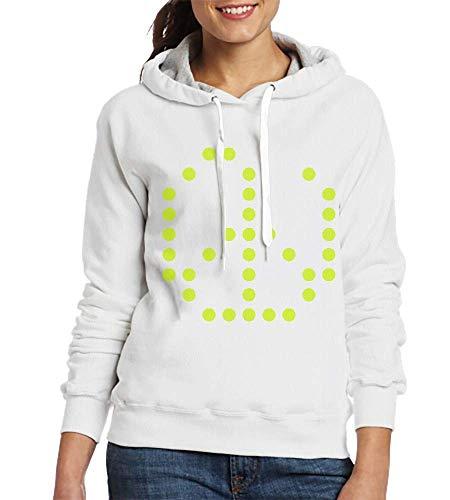 Laura Longman Sweatshirt Points Peace Hoodies Sweatshirt