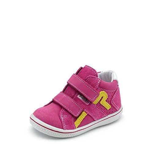 Ricosta Laif Mädchen Hohe Sneakers Pink