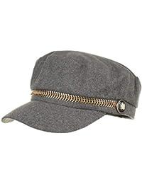 22474819 Baishide Vintage Military Hat Fisherman Fiddler Cap Women Newsboy Flat Cap  Winter Visor