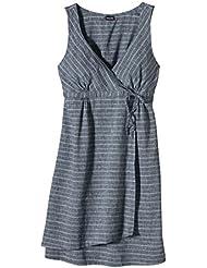 Patagonia Damen Kleid W'S Island Hemp Crossover Dress
