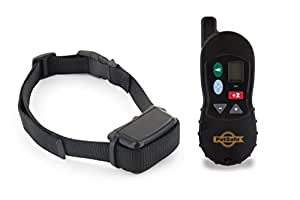 PetSafe VT-100 Vibration Remote Trainer, 100 Meters, Training Vibration Collar For Dogs