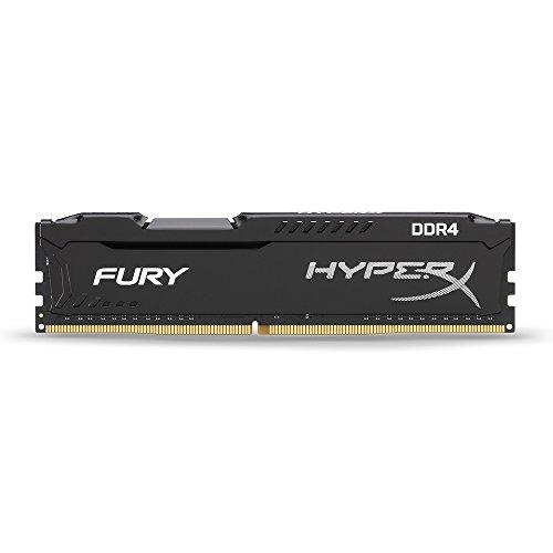HyperX FURY Black 8 GB 2133 MHz CL14 DIMM DDR4...
