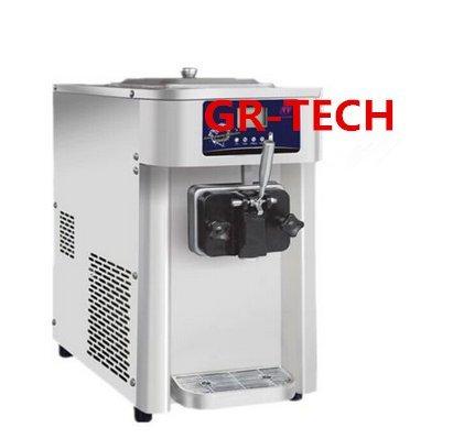 gr-tech Instrument® Commercial Single Geschmack 7L Soft Eis Maschine Frozen Joghurt Maschine 220V oder 110V