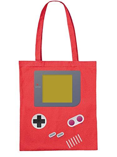 clothinx Einkaufstasche Handheld Rot