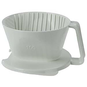 Genuine Melitta Aroma Boy Coffee Machine Filter Holder Case Filterholder White