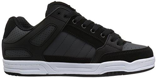 Globe Tilt Unisex-Erwachsene Sneakers Black/Shadow