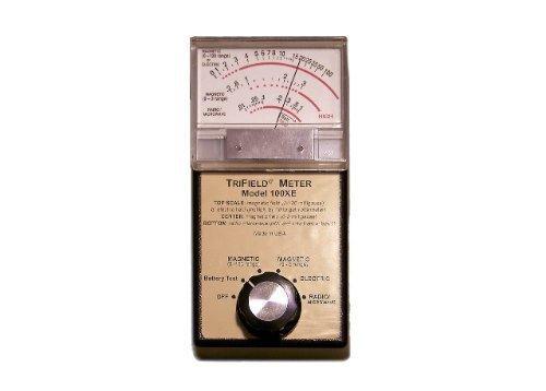 TRIFIELD 100XE - DETECTOR DE RADIACION ELECTROMAGNETICA (50 HZ)