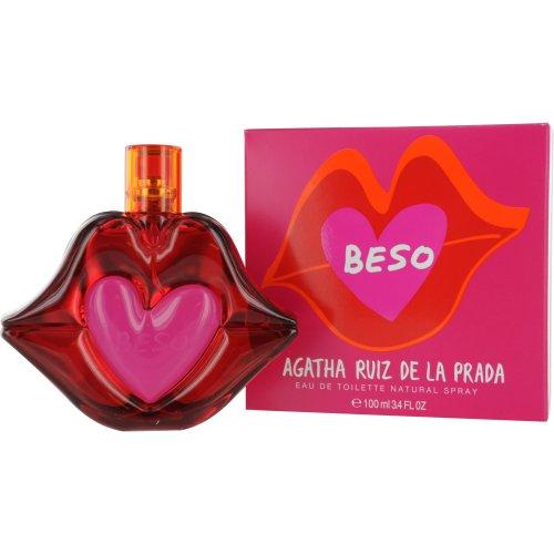 Agatha Ruiz de la Prada Beso Eau de Toilette, 1er Pack (1 x 100ml)