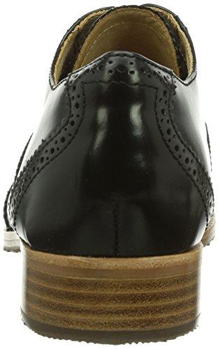 Sebago - Stivali, Donna Nero (Schwarz (BLACK BRUSHOFF))