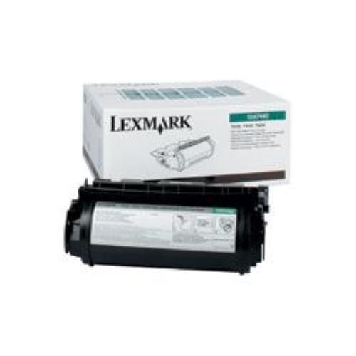 Preisvergleich Produktbild Lexmark PB Toner schwarz für OptraT630
