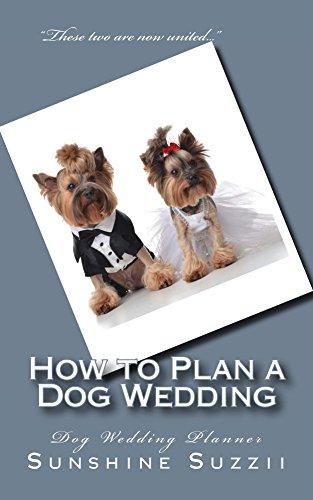 dding: Dog Wedding Planner (English Edition) ()