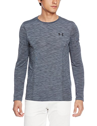 Under Armour HeatGear Threadborne Seamless Trainingsshirt Herren graphite-black (1289615-040)