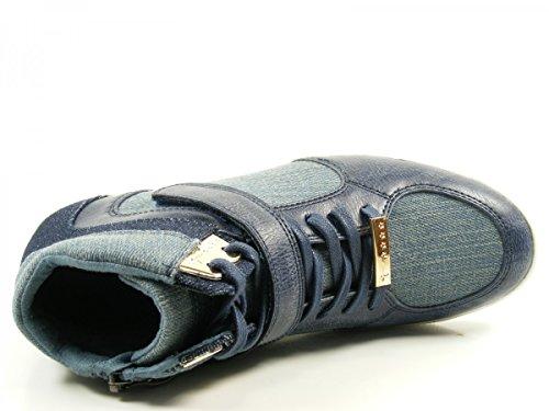 Tamaris 1-25210-28 Chaussures Derby femme Blau