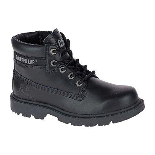 Caterpillar bottines colorado plus chaussures enfant garçon noir 40