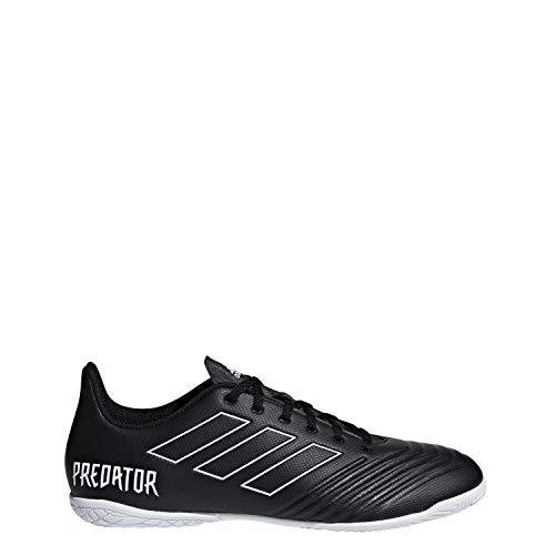 adidas Herren Predator Tango 18.4 In Futsalschuhe, Schwarz Negbás 000, 44 EU