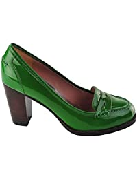 Marc by Marc Jacobs mujer Zapatos Cuero Verde 36