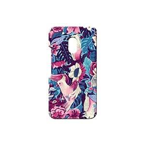 BLUEDIO Designer Printed Back case cover for Motorola Moto G4 Plus - G0650