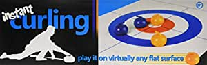 Funtime Roll-Up Intérieur Curling Game