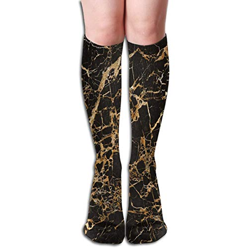 Socks Rose Gold Marble Stylish Womens Stocking Holiday Sock Clearance For Girls