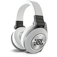 JBL BT Over-Ear Stereo-Kopfhörer (Wireless Bluetooth, Aufladbar mit superweichem Ohrpolster, integrierter Fernbedienung/Mikrofonsteuerung, geeignet für Apple iOS/Android Geräten) weiß