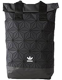 269e098815 adidas Originals BP Roll Top 3D Mesh 2017 Black Backpack Bag DH0100