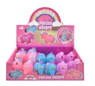 TOYLAND Squishy Unicorn Toy en 1 Color para SER ELEGIDO AL Azar estrés y la ansiedad Squishie Toys - Squeeze Toys