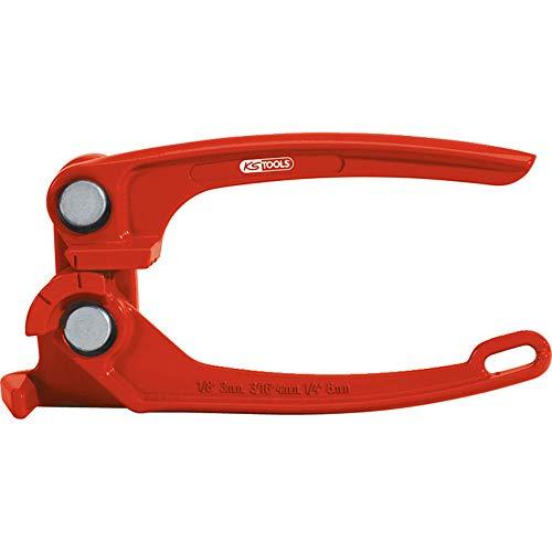 KS Tools Rohrbiegezange Durchmesser: 3,0 + 4,75 + 6,0mm Minibieger L: 140mm