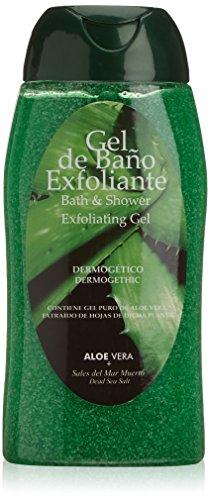 Pere Marve 50110 - Gel de baño exfoliante con sales del Mar Muerto