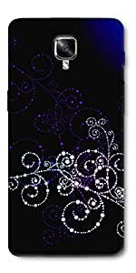 OnePlus 3 Designer Hard Plastic Back Cover By DigiPrints